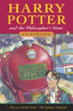 the cover of The Philosopher's Stone