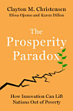 the cover of The Prosperity Paradox