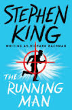 the cover of The Running Man