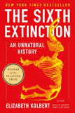 the cover of The Sixth Extinction