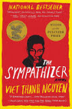 the cover of The Sympathizer