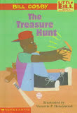 the cover of The Treasure Hunt