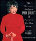 the cover of The Uncommon Wisdom of Oprah Winfrey