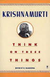 the cover of Think on These Things