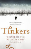 the cover of Tinkers by Paul Harding