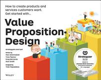 the cover of Value Proposition Design