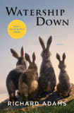 the cover of Watership Down