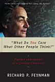 the cover of What Do You Care What Other People Think?