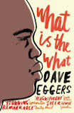 the cover of What is the What