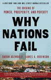 the cover of Why Nations Fail