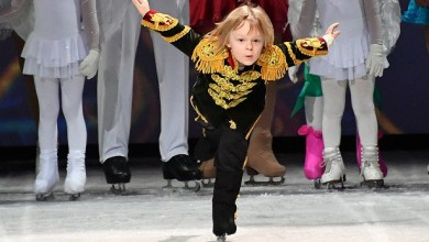 Photo of Millions Dwarf Dwarf: How much does the son of Plushenko and Rudkovskaya earn