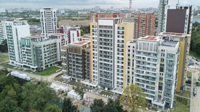 Photo of Moscow housing was inaccessible to London