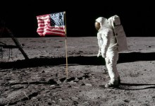 """Photo of """"A small step for man"""": how Americans flew to the moon"""