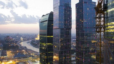 Photo of The tallest building in Europe will be built in Moscow