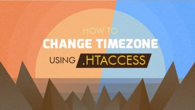 Photo of How to Change the Time Zone on a Website Via .htaccess