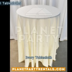 Chair Cover And Tablecloth Rentals Egg Cushion Tablecloths   Rectangular & Round