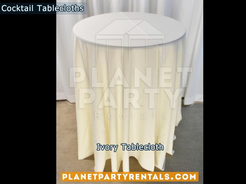Tablecloths  Rectangular  Round Tablecloths