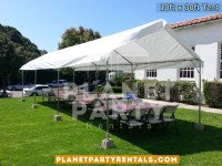 10ft x 30ft Tent Rental