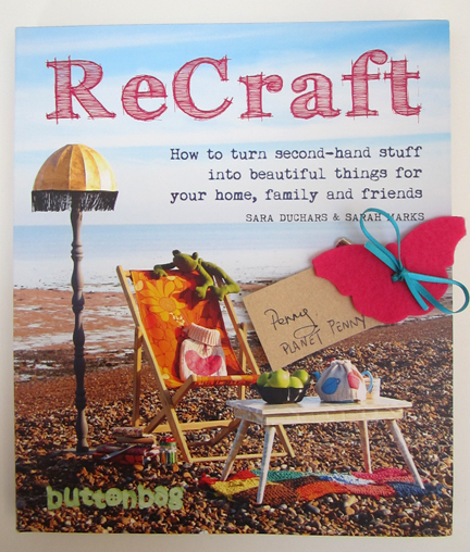 Recraft Book Cover