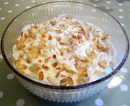 Christmas Trifle for Advent Calendar Day 22