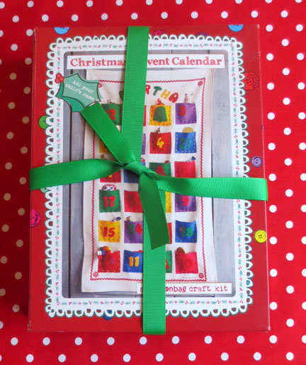 Buttonbag Advent Calendar box