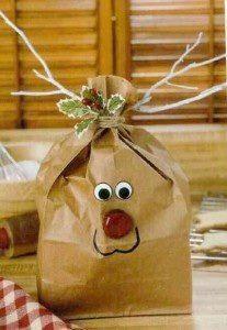 Christmas Countdown Gift Bags