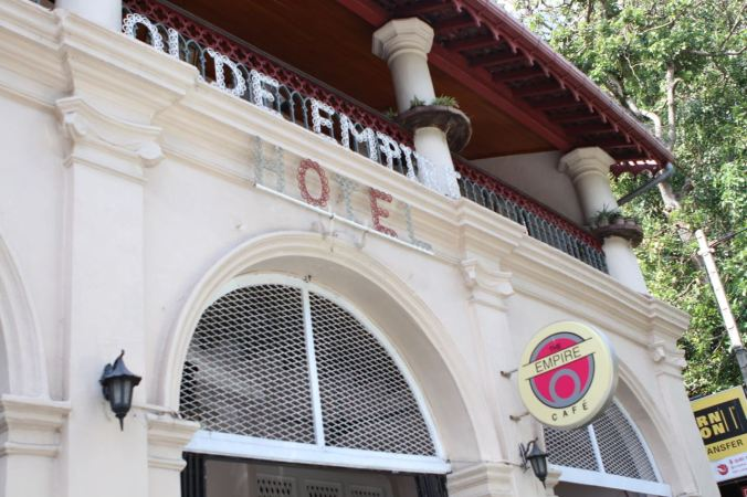 Colonial Kandy - The Olde Empire Hotel