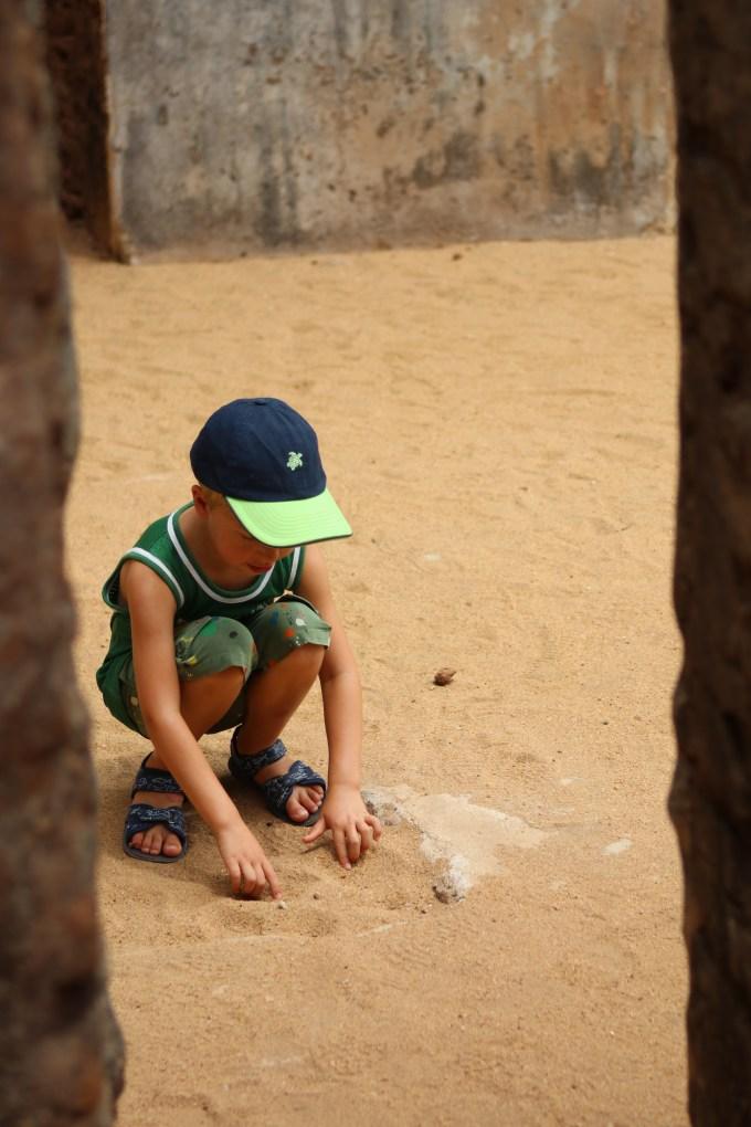 Polonnaruwa Ed Sand