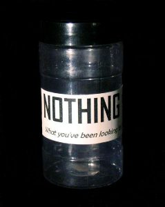 nothing-black