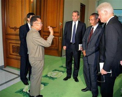 North Korea Journalists Held