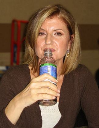 arianna-huffington-bottle