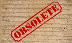 constitution - obsolete
