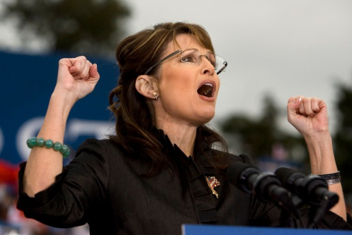 Why I'm Scared of Sarah Palin