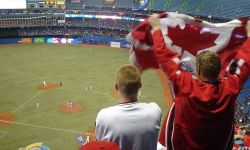 Canadian fans, World Baseball Classic