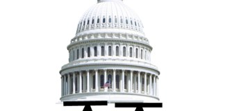 capitol rotunda on house of cards