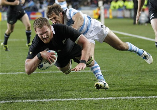 The greatest sporting event you've never heard of — the Rugby World Cup