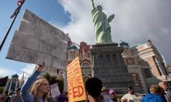 occupy wall street - Vegas