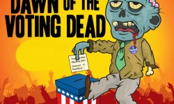 Living Dead Voter - edit