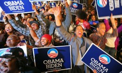 obama 2012 celebrate