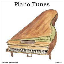 The Weekend Music Thread – Piano Tunes
