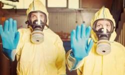 ebola suits