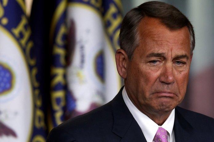 GOP House Speaker John Boehner Defends Deflated Balls