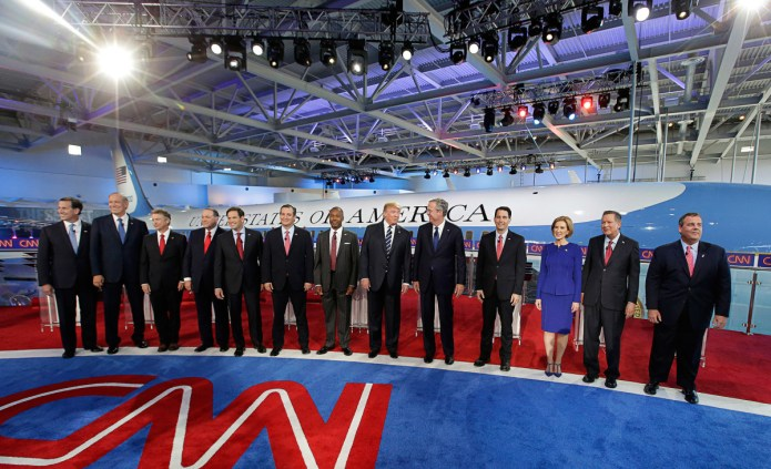 JOIN OUR LIVE CHAT TONIGHT!!! 2015 Republican Debate in Vegas at 6:00pm PST!