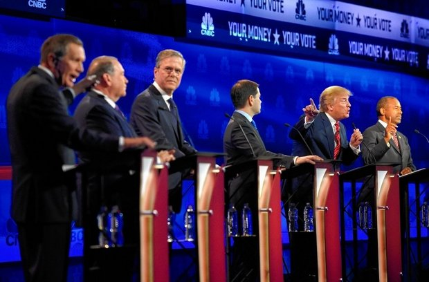 LIVE CHAT: The Sick…er…Sixth Republican Presidential Debate! Join us Tonight at 6:00pm PST!