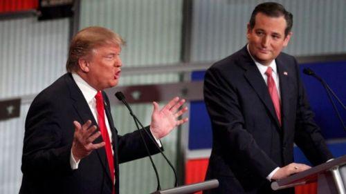 Trump Cruz - Debate