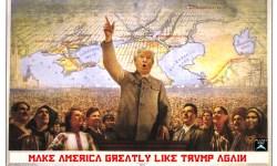 Trump Propaganda Poster2