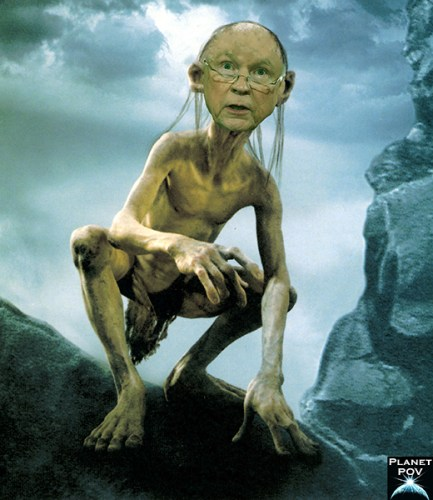 gollum sessions