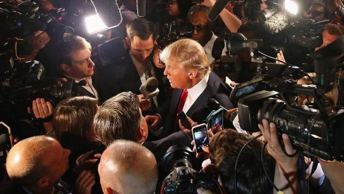 The Top Five Questions The Media Needs to Stop Asking About Trump