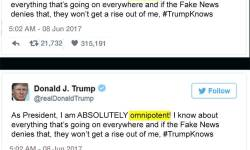 Trump 's Tweet - Impotent