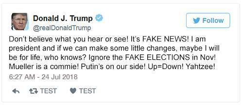 Trump Tweet 16a